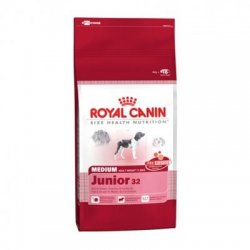 MEDIUM JUNIOR DOG  (ROYAL CANIN)