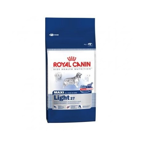MAXI LIGHT DOG 15 KG ROYAL CANIN