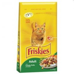 Friskies Adult pollo y conejo