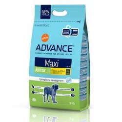 Advance perro maxi junior 2 a 12 meses