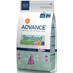 Advance gato sterilized (esterilizados)