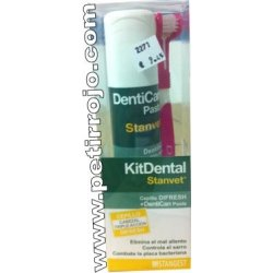 Kit dental cepillo mas pasta. Stanvet