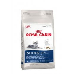 Indoor +7 Royal Canin Gatos