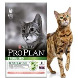 Pro Plan sterilised optirenal - gatos esterilizados