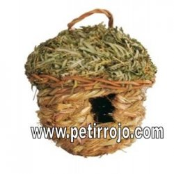 Nido natural para tropicales- CAT DOG
