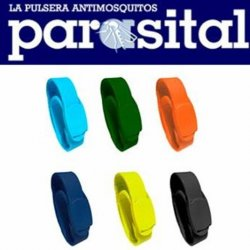 Pulsera antimosquitos natural