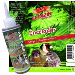 Encelador natural Legazín - 160ml