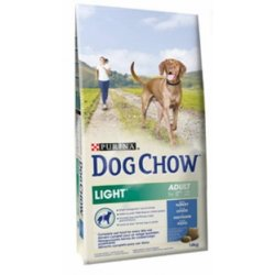 Dog Chow Puppy pienso light