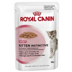 Kitten instinctive nutrient preference - Royal Canin
