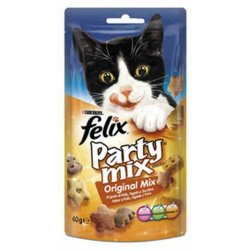 Felix Party mix Pollo Golosinas Gato