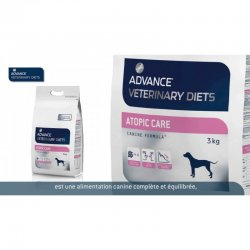 Advance Atopic Canine 3kg (Affinity)