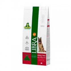 Libra Dog Adult Mix 15 kg. (Affinity)