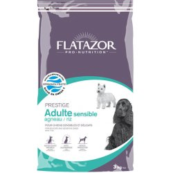 Flatazor Prestige Adulto Sensible Dog 3kg.