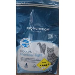 Flatazor Crocktail Esterilizados Light CAT 3kg