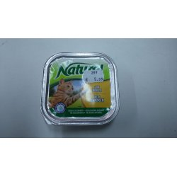 Tarrina CAT 100gr. Pollo (Naturel)