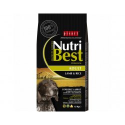 Nutribest Cordero Adult. Picart. Formato 15kg.