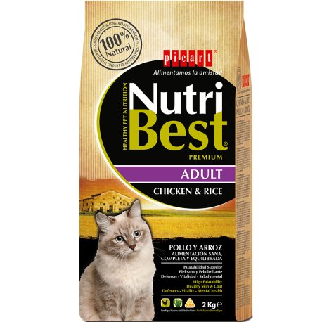 Nutribest Adulto CAT Pollo (Picart)