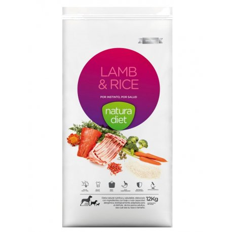 Lamb&Rice NATURA DIET