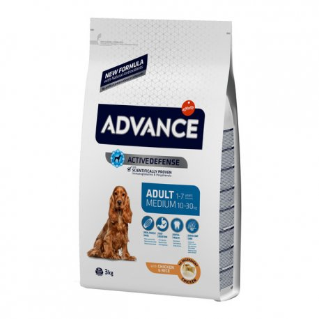 ADV DOG MEDIUM ADULTO