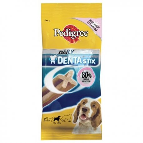Denta Stix. 2 unidades. Pedigree