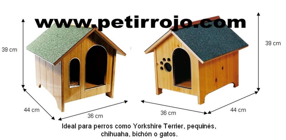 caseta de madera mini